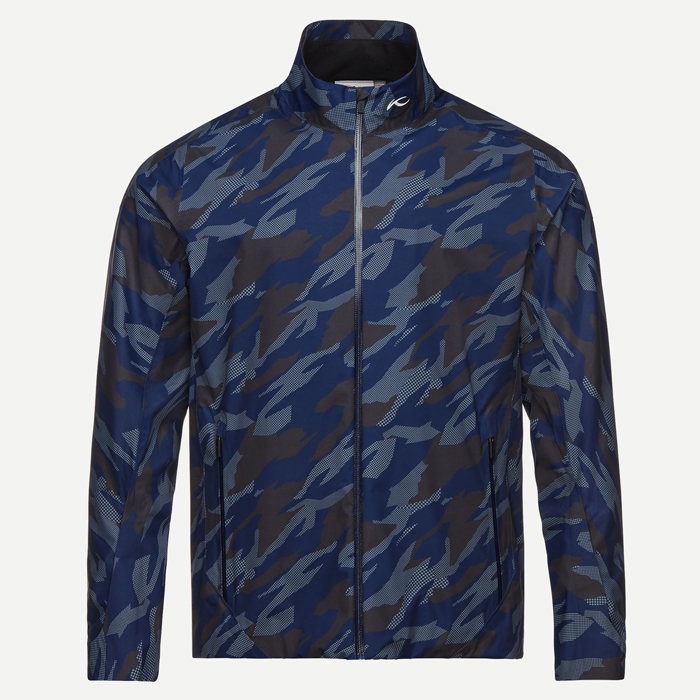 MEN CLIVE PRINTED 2L JACKET