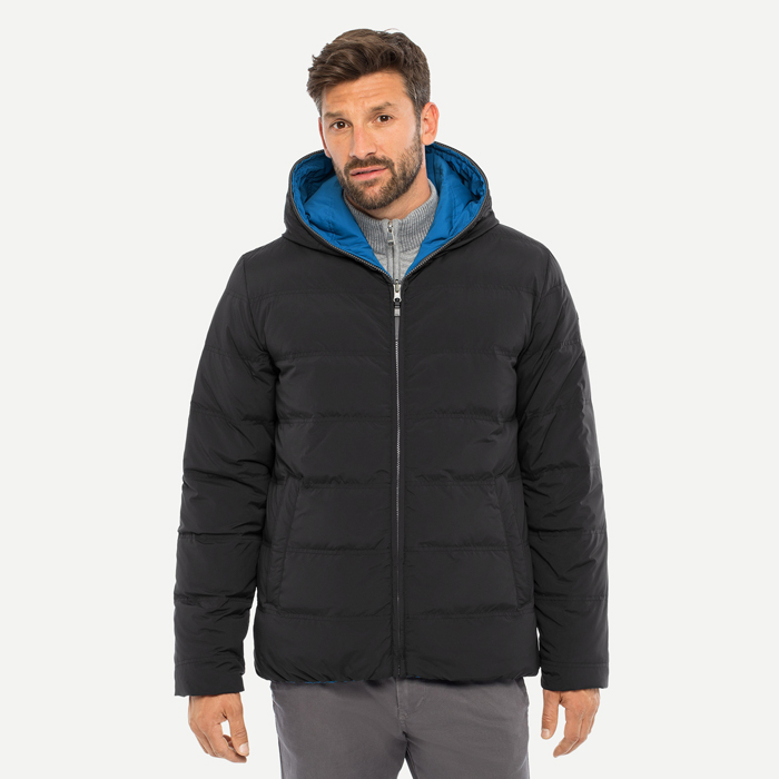 MEN BACKFLIP 2.0 HOODED JACKET