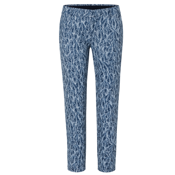 WOMEN ILA PRINTED 7/8 PANTS
