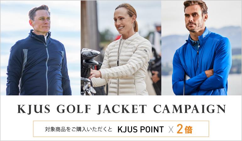 <秋物入荷第2弾企画>KJUS Golf Jacket キャンペーン