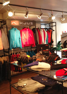 Kjus shop